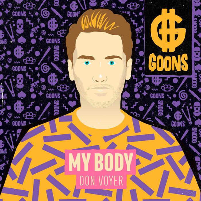 DON VOYER - My Body