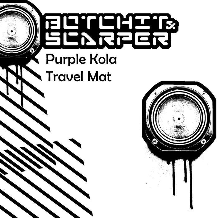 PURPLE KOLA - Travel Mat EP