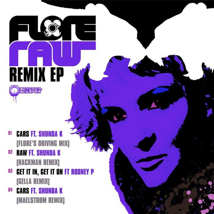FLORE - Raw Remix EP