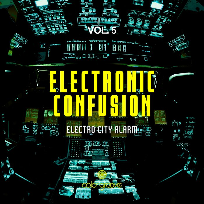 VARIOUS - Electronic Confusion Vol 5 (Electro City Alarm)