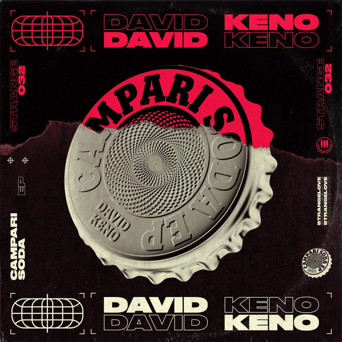 DAVID KENO - Campari Soda EP