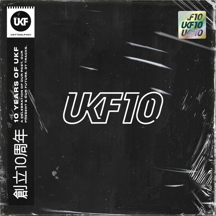 VARIOUS - UKF10 - Ten Years Of UKF