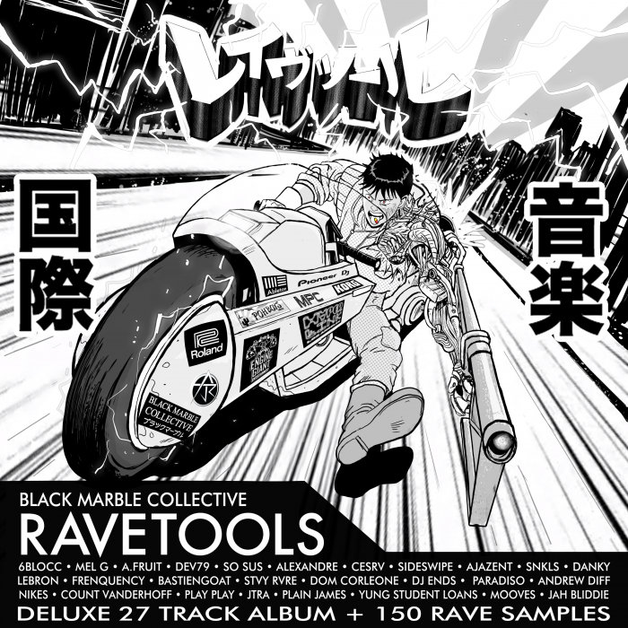 VARIOUS - RAVETOOLS (Explicit)