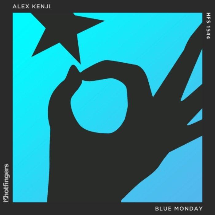 ALEX KENJI - Blue Monday