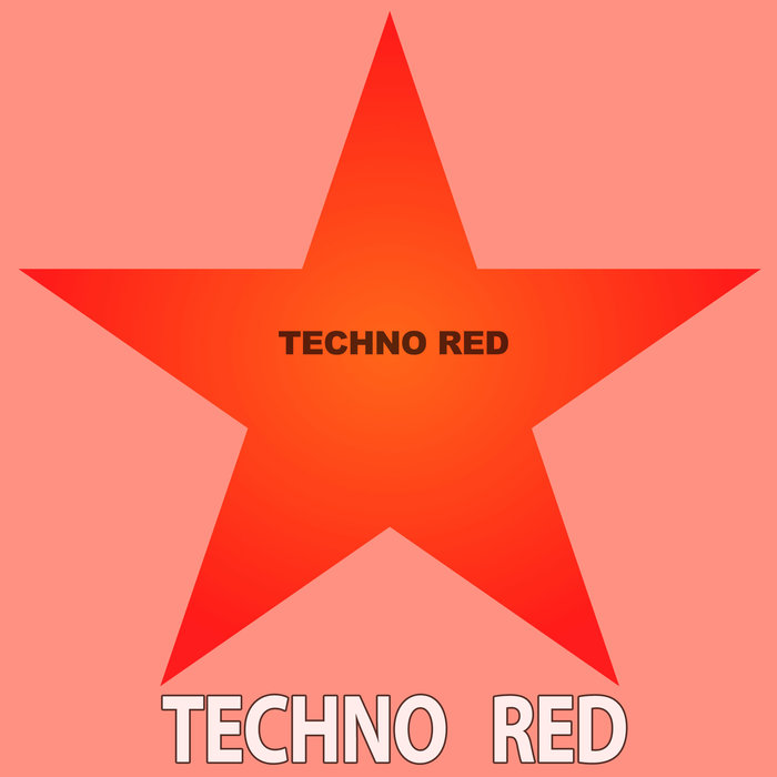 VARIOUS/TECHNO RED - Stature