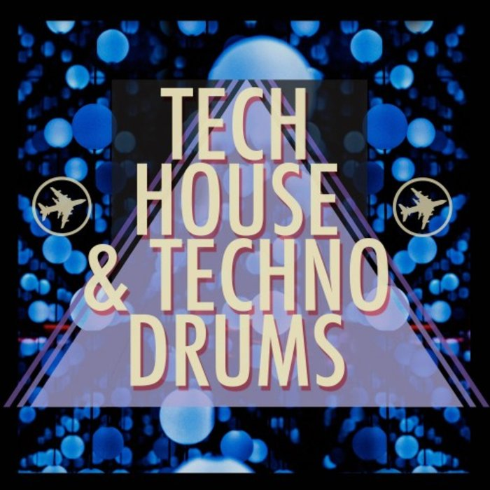 VARIOUS - Tech House & Techno Drums