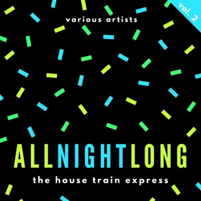 VARIOUS - All Night Long (The House Train Express) Vol 2