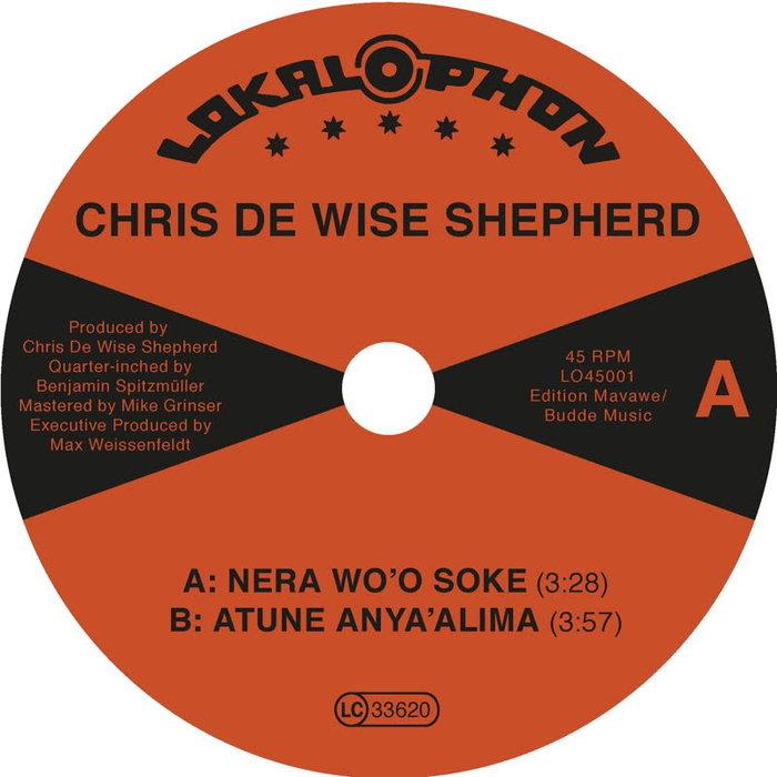 CHRIS DE WISE SHEPHERD - Nera Wo'o Soke