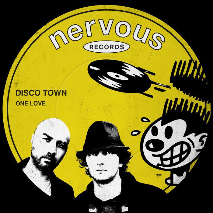 DISCO TOWN - One Love