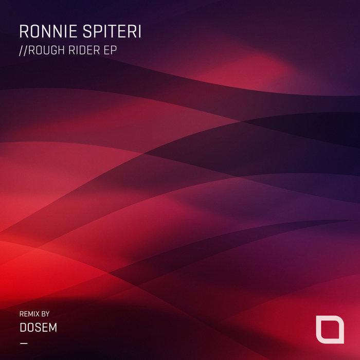 RONNIE SPITERI - Rough Rider EP