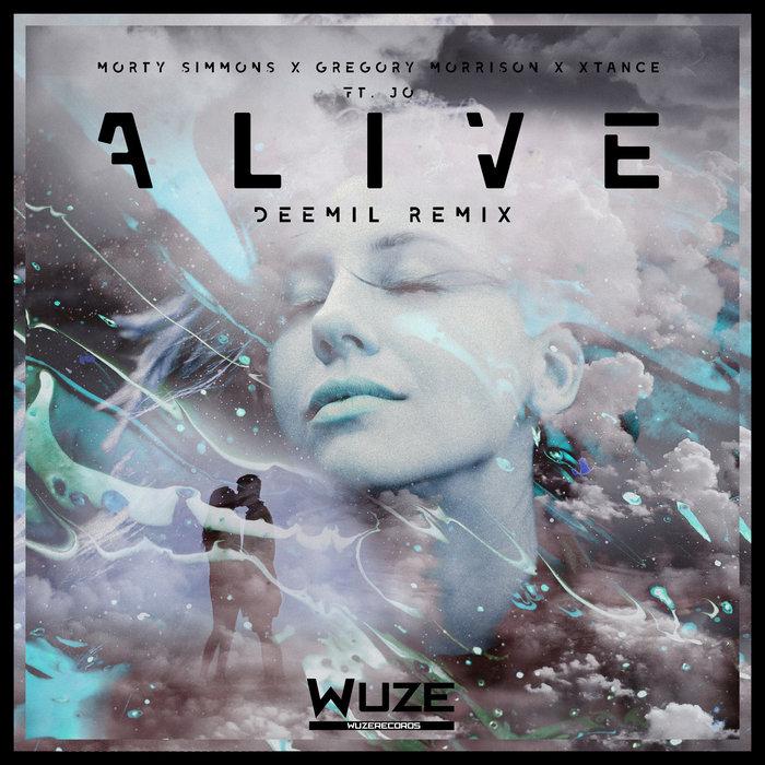Morty Simmons x Gregory Morrison x Xtance feat. Jo - Alive (Deemil Remix)