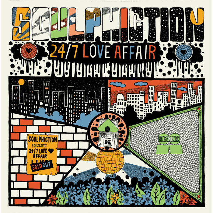 SOULPHICTION - 24/7 Love Affair