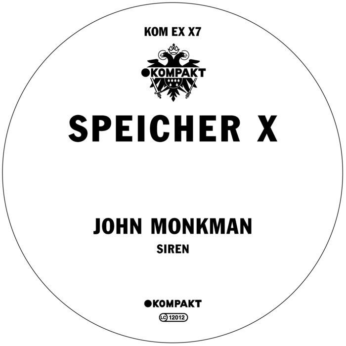 JOHN MONKMAN - Siren