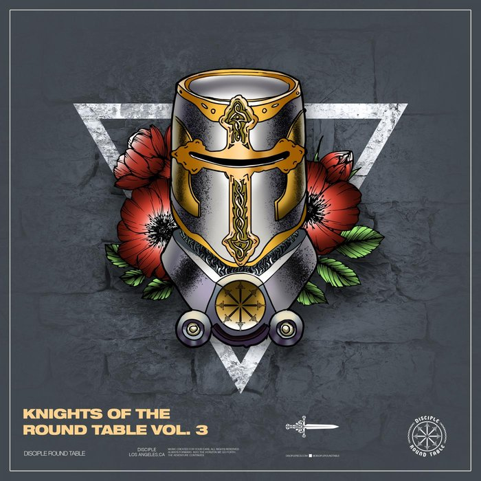 VARIOUS/DISCIPLE ROUND TABLE - Knights Of The Round Table Vol 3