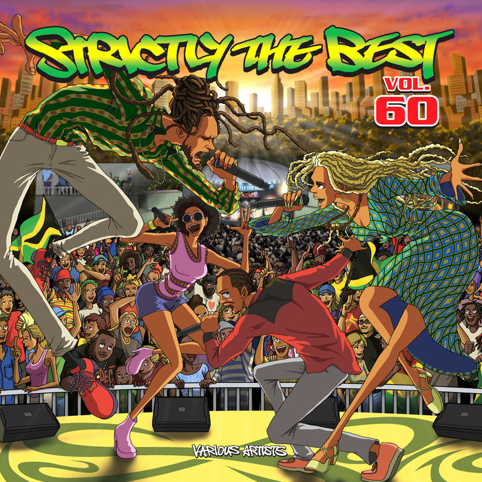 VARIOUS - Strictly The Best Vol 60