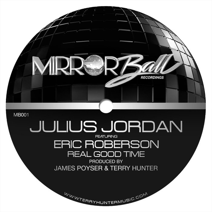 JULIUS JORDAN - Real Good Time