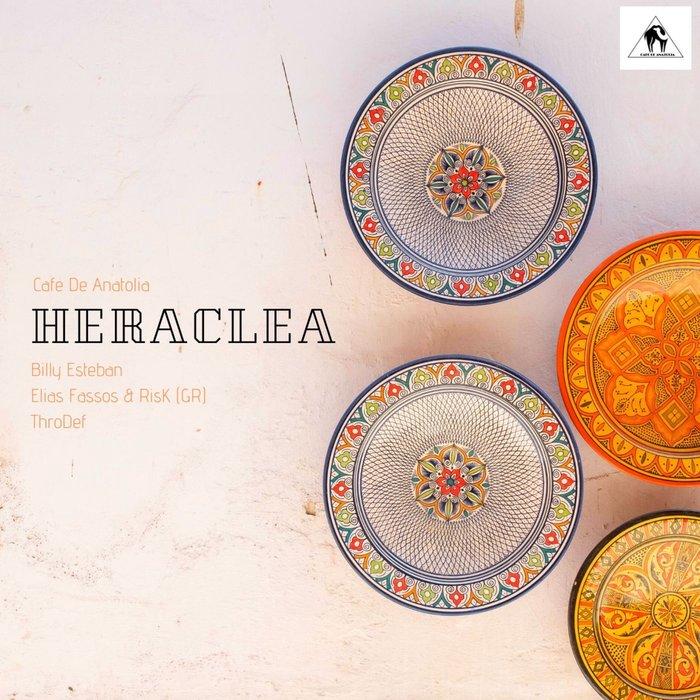 BILLY ESTEBAN - Cafe De Anatolia - Heraclea (Remixes)