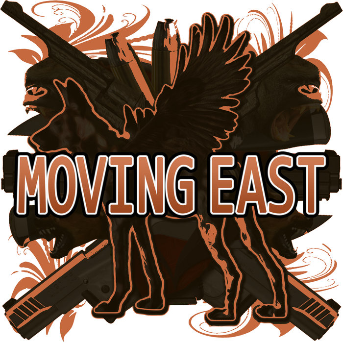 MOVING EAST - Superstitious