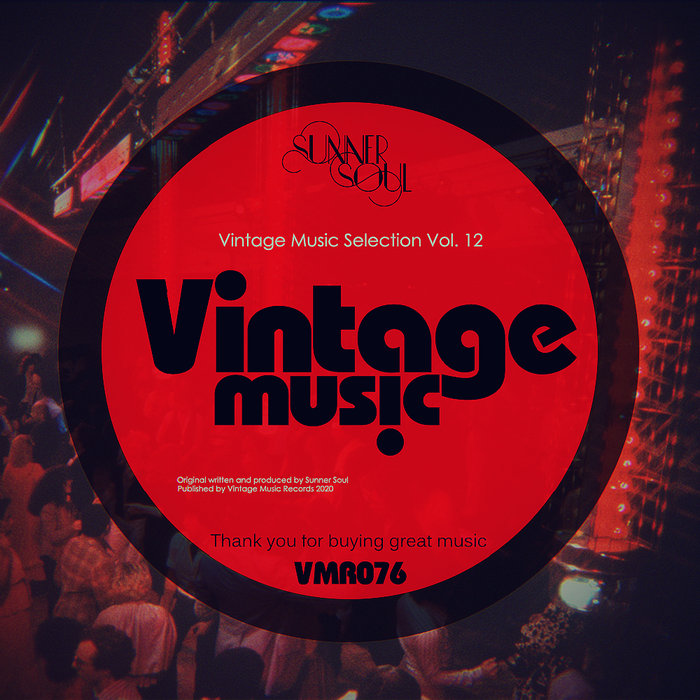 VARIOUS - Vintage Music Selection Vol 12