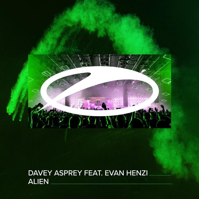 """Davey Asprey feat. Evan Henzi ALIEN ile ilgili görsel sonucu"""""""