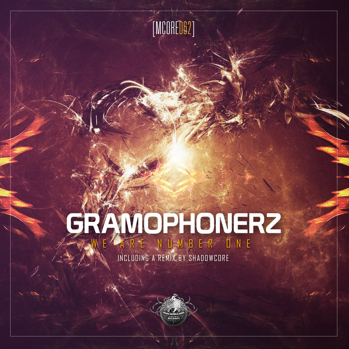 GRAMOPHONERZ - We Are Number One