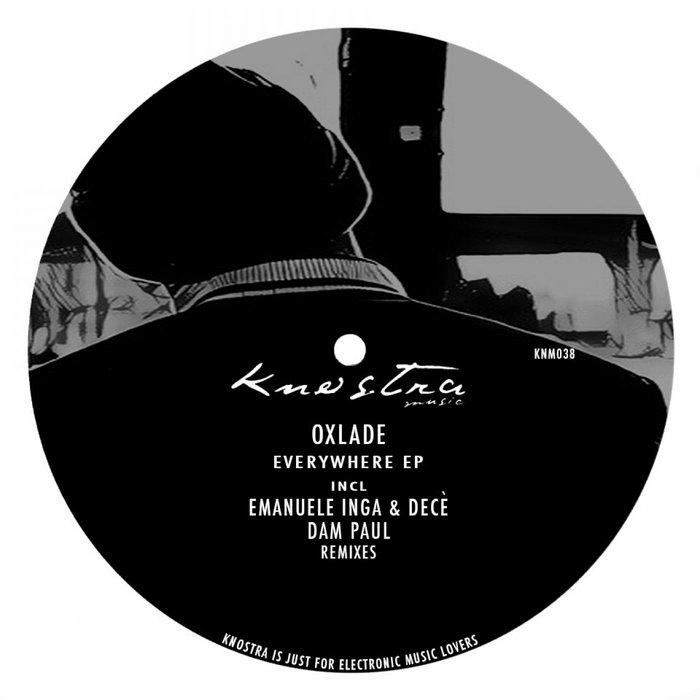 OXLADE - Everywhere EP