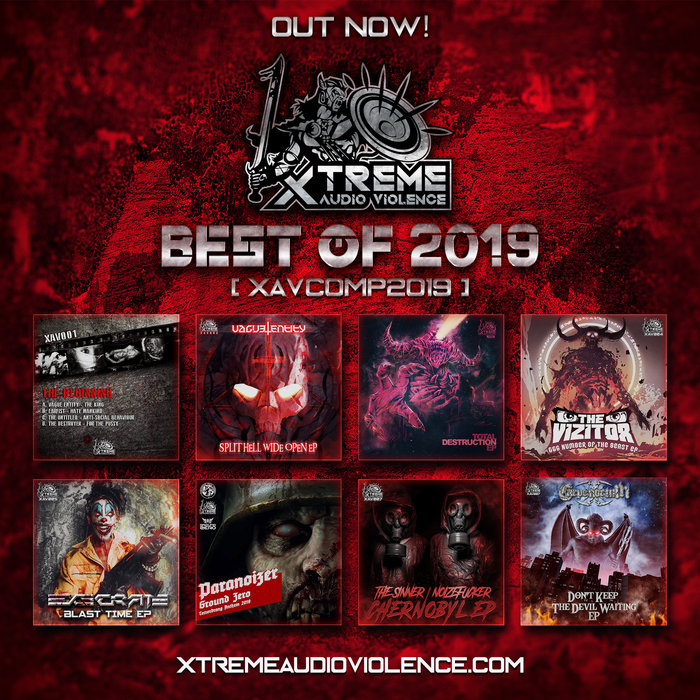 VARIOUS - Best Of Xtreme Audio Violence 2019