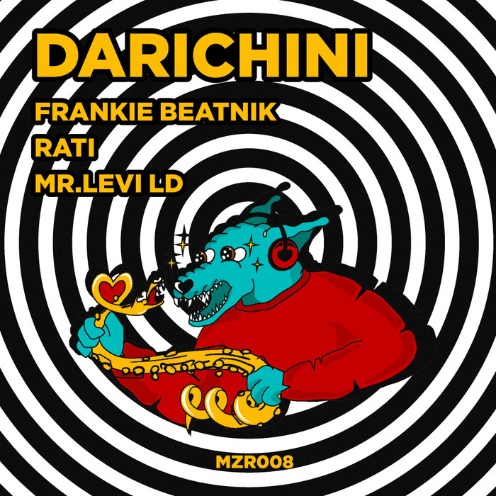 FRANKIE BEATNIK/MR LEVI LD/RATI - Darichini