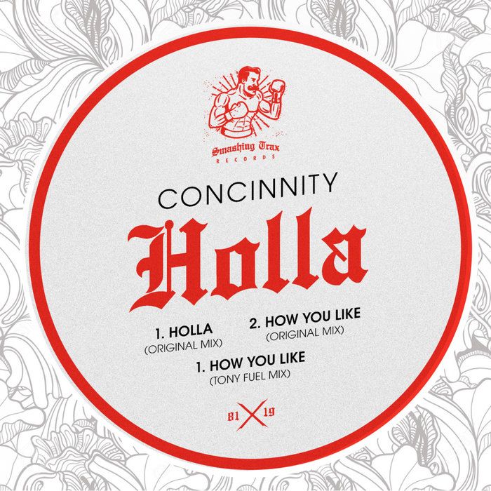 CONCINNITY - Holla