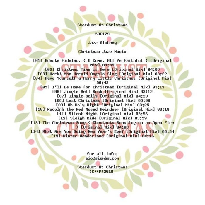 JAZZ ALCHEMY - Christmas Jazz Music