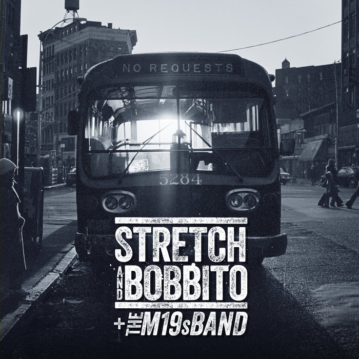 STRETCH & BOBBITO/THE M19S BAND - If You Really Love Me