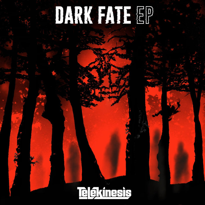 TELEKINESIS - Dark Fate EP