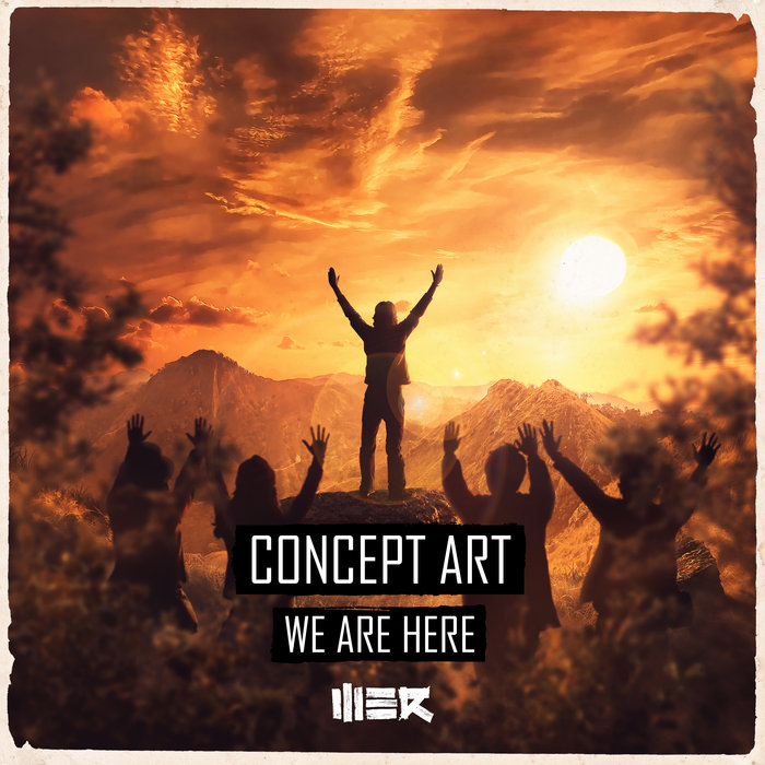 CONCEPT ART - We Are Here (Extended Mix)