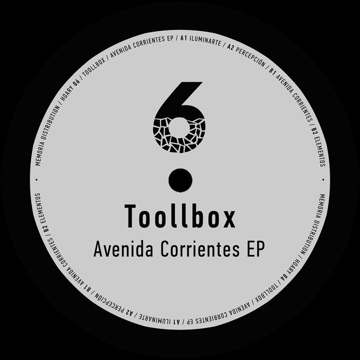 TOOLLBOX - Avenida Corrientes EP