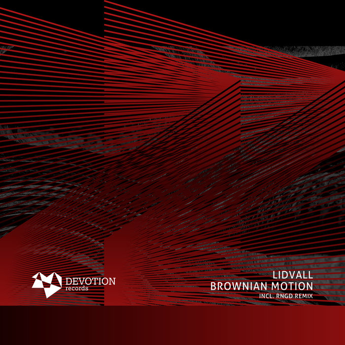 LIDVALL - Brownian Motion EP