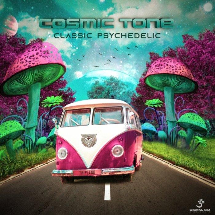 COSMIC TONE - Classic Psychedelic