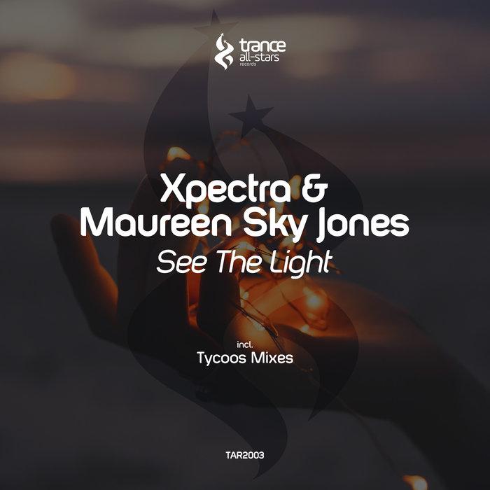 XPECTRA & MAUREEN SKY JONES - See The Light