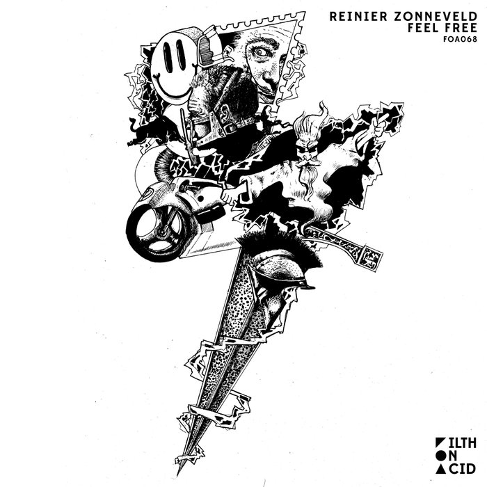 REINIER ZONNEVELD - Feel Free