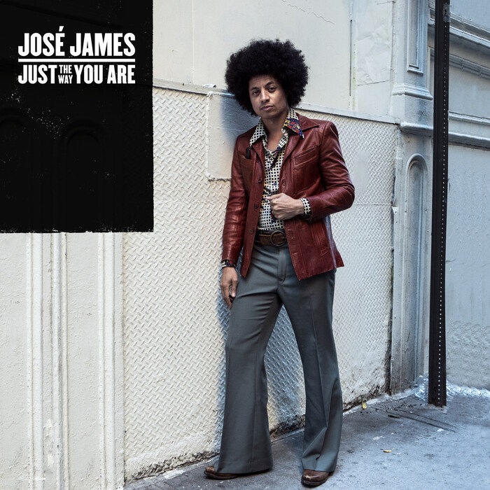 JOSE JAMES - Just The Way You Are