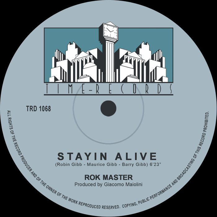 ROK MASTER - Stayin Alive