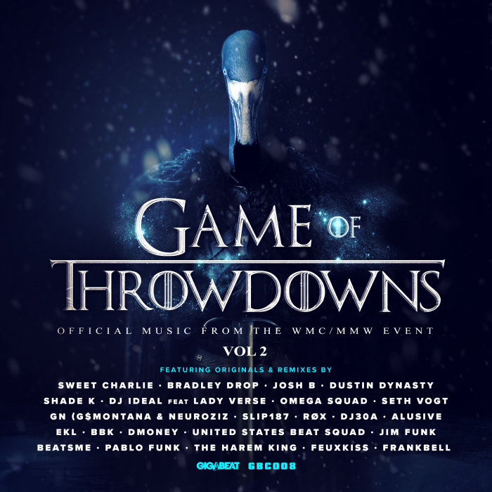 VARIOUS - Game Of Throwdowns Vol 2 (Explicit)
