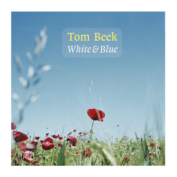 TOM BEEK - White & Blue