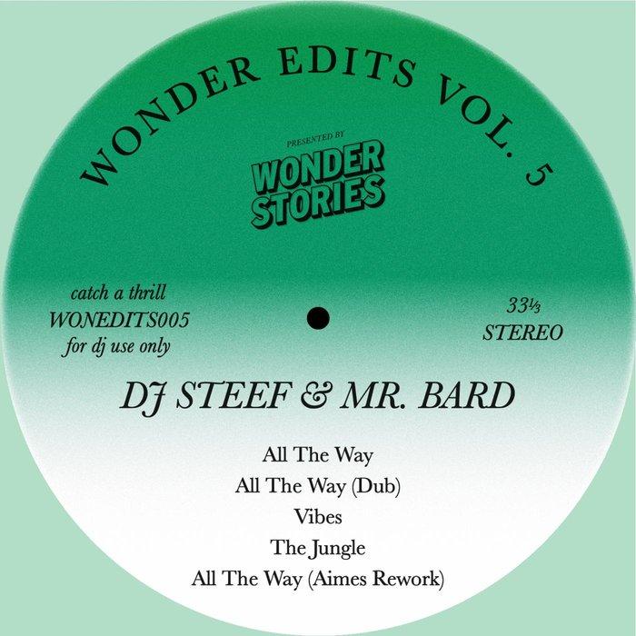 DJ STEEF/MR BARD - Wonder Edits Vol 5
