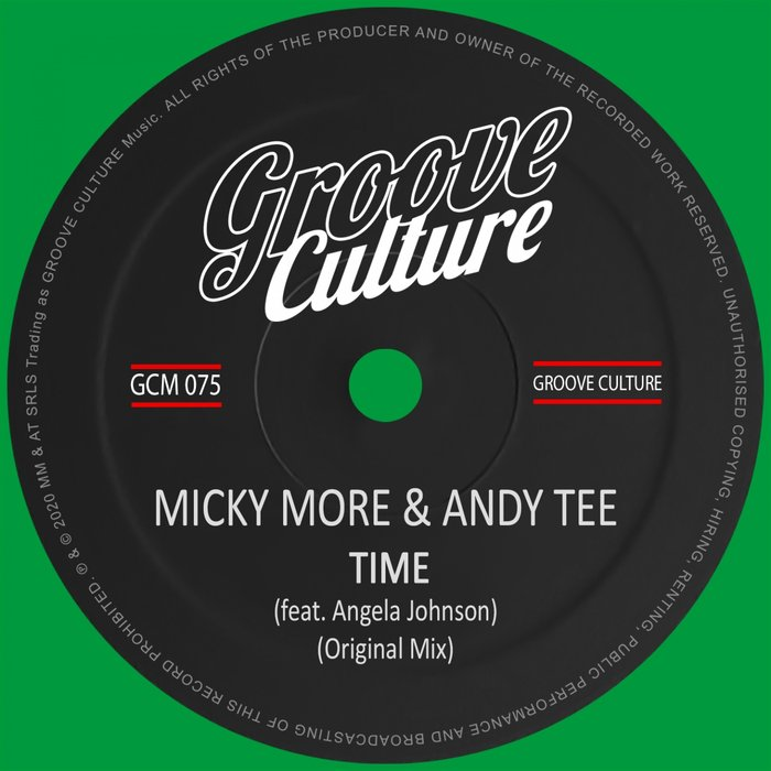 ANDY TEE/MICKY MORE feat ANGELA JOHNSON - Time