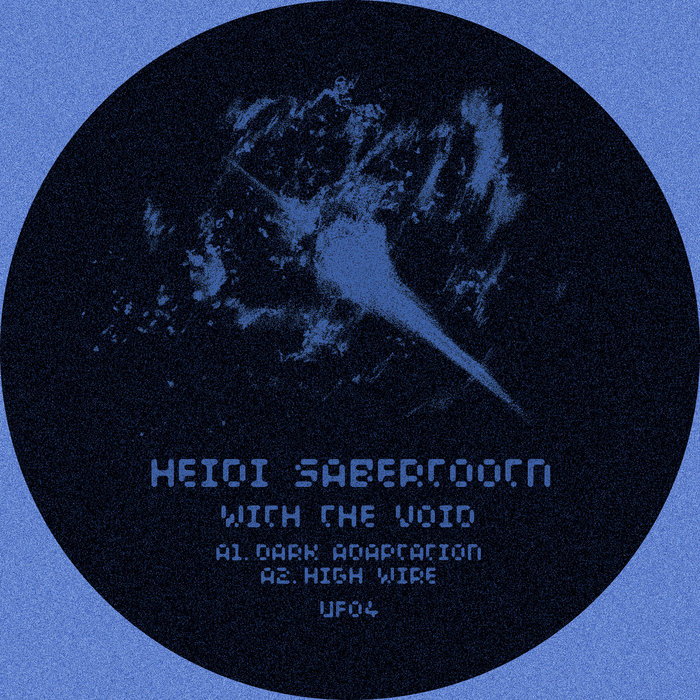HEIDI SABERTOOTH - With The Void