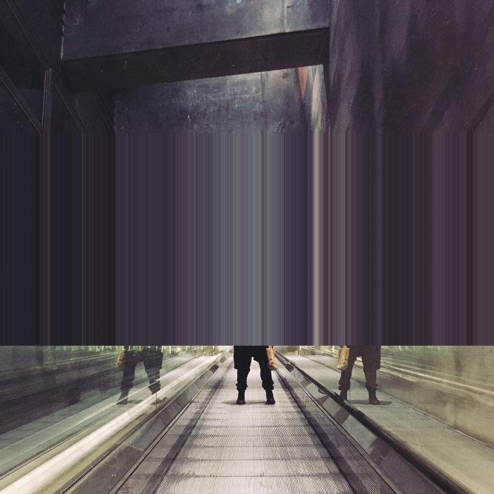 BILEEBOB/BLACK ECHO ZONE - Departing The Future