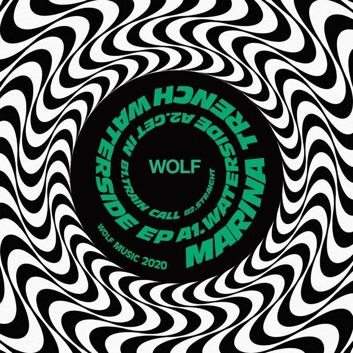 MARINA TRENCH - Waterside EP