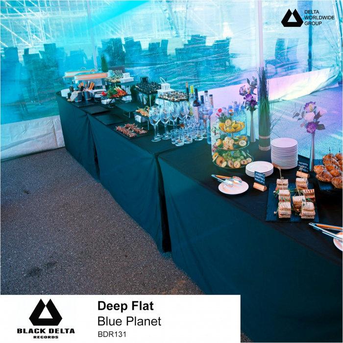 DEEP FLAT - Blue Planet