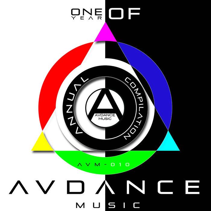 VARIOUS - One Year Of Avdance Music