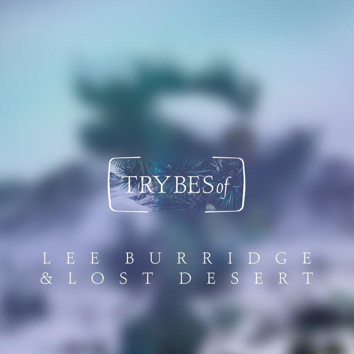 LEE BURRIDGE & LOST DESERT - Moogami EP